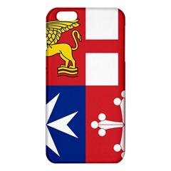 Naval Jack Of Italian Navy  Iphone 6 Plus/6s Plus Tpu Case by abbeyz71