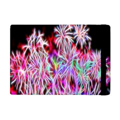 Fractal Fireworks Display Pattern Ipad Mini 2 Flip Cases by Nexatart