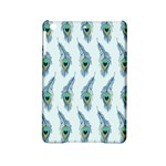 Background Of Beautiful Peacock Feathers iPad Mini 2 Hardshell Cases