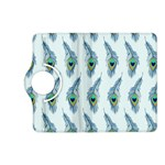Background Of Beautiful Peacock Feathers Kindle Fire HD (2013) Flip 360 Case