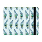 Background Of Beautiful Peacock Feathers Samsung Galaxy Tab Pro 8.4  Flip Case