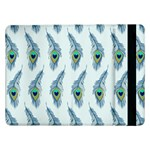 Background Of Beautiful Peacock Feathers Samsung Galaxy Tab Pro 12.2  Flip Case