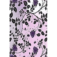 Floral Pattern Background 5 5  X 8 5  Notebooks by Nexatart