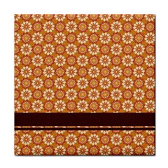 Floral Seamless Pattern Vector Face Towel by Nexatart