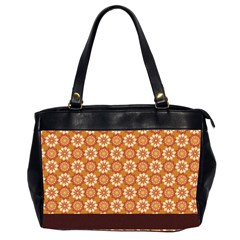 Floral Seamless Pattern Vector Office Handbags (2 Sides)  by Nexatart