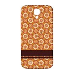 Floral Seamless Pattern Vector Samsung Galaxy S4 I9500/i9505  Hardshell Back Case by Nexatart
