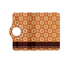 Floral Seamless Pattern Vector Kindle Fire Hd (2013) Flip 360 Case by Nexatart