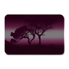 Sunset Plate Mats by Valentinaart