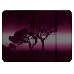 Sunset Samsung Galaxy Tab 7  P1000 Flip Case by Valentinaart