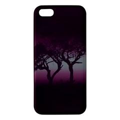 Sunset Iphone 5s/ Se Premium Hardshell Case by Valentinaart