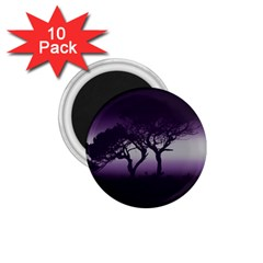 Sunset 1 75  Magnets (10 Pack)  by Valentinaart