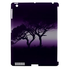 Sunset Apple Ipad 3/4 Hardshell Case (compatible With Smart Cover) by Valentinaart