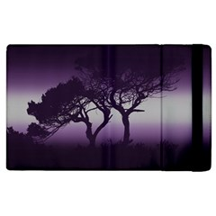 Sunset Apple Ipad 3/4 Flip Case by Valentinaart