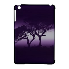 Sunset Apple Ipad Mini Hardshell Case (compatible With Smart Cover) by Valentinaart