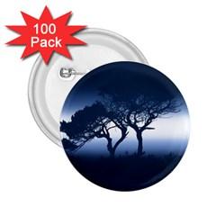 Sunset 2 25  Buttons (100 Pack)  by Valentinaart