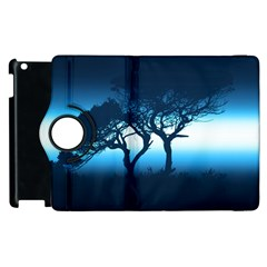 Sunset Apple Ipad 2 Flip 360 Case by Valentinaart