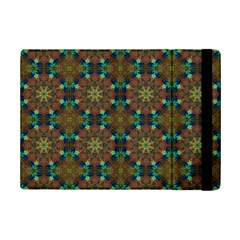 Seamless Abstract Peacock Feathers Abstract Pattern Ipad Mini 2 Flip Cases by Nexatart