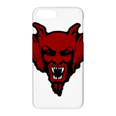 Dracula Apple Iphone 7 Plus Hardshell Case by Valentinaart