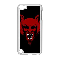 Dracula Apple Ipod Touch 5 Case (white) by Valentinaart
