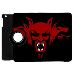 Dracula Apple Ipad Mini Flip 360 Case by Valentinaart