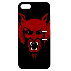 Dracula Apple Iphone 5 Hardshell Case With Stand by Valentinaart