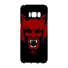 Dracula Samsung Galaxy S8 Hardshell Case  by Valentinaart