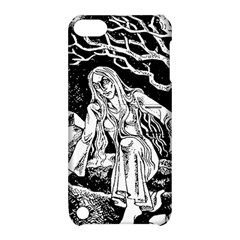 Vampire  Apple Ipod Touch 5 Hardshell Case With Stand by Valentinaart