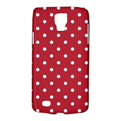 Red Polka Dots Galaxy S4 Active by LokisStuffnMore