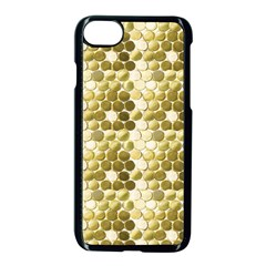Cleopatras Gold Apple Iphone 7 Seamless Case (black) by psweetsdesign