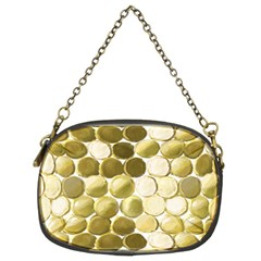 Cleopatras Gold Chain Purses (two Sides)  by psweetsdesign