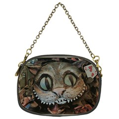 Cheshire Cat Chain Purses (one Side)  by KAllan