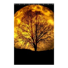 Moon  Shower Curtain 48  X 72  (small)  by KAllan