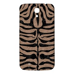Skin2 Black Marble & Brown Colored Pencil (r) Samsung Galaxy Mega I9200 Hardshell Back Case by trendistuff