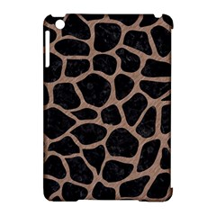 Skin1 Black Marble & Brown Colored Pencil (r) Apple Ipad Mini Hardshell Case (compatible With Smart Cover) by trendistuff