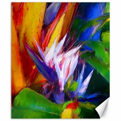 Palms02 Canvas 20  X 24   by psweetsdesign