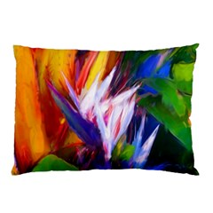 Palms02 Pillow Case (two Sides) by psweetsdesign