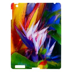 Palms02 Apple Ipad 3/4 Hardshell Case by psweetsdesign