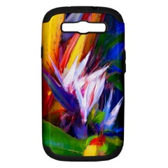 Palms02 Samsung Galaxy S Iii Hardshell Case (pc+silicone) by psweetsdesign