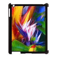 Palms02 Apple Ipad 3/4 Case (black) by psweetsdesign