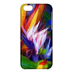 Palms02 Apple Iphone 5c Hardshell Case by psweetsdesign