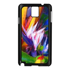 Palms02 Samsung Galaxy Note 3 N9005 Case (black) by psweetsdesign