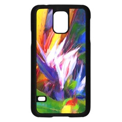 Palms02 Samsung Galaxy S5 Case (black) by psweetsdesign