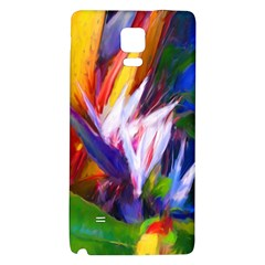 Palms02 Galaxy Note 4 Back Case by psweetsdesign