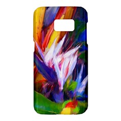 Palms02 Samsung Galaxy S7 Hardshell Case  by psweetsdesign