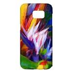 Palms02 Samsung Galaxy S7 Edge Hardshell Case