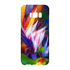 Palms02 Samsung Galaxy S8 Hardshell Case  by psweetsdesign