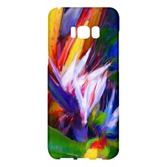 Palms02 Samsung Galaxy S8 Plus Hardshell Case  by psweetsdesign