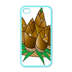 Young Bamboo Apple Iphone 4 Case (color) by Mariart