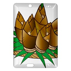 Young Bamboo Amazon Kindle Fire Hd (2013) Hardshell Case by Mariart