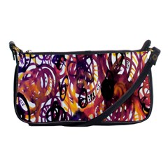 Autumnn Rainbow Shoulder Clutch Bags by Mariart